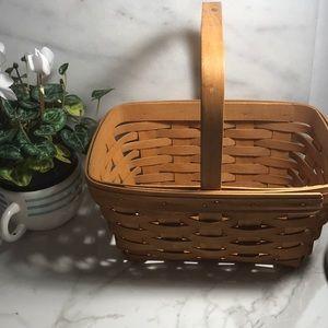 Longaberger Basket medium